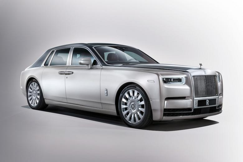 Nowy Rolls Royce Phantom
