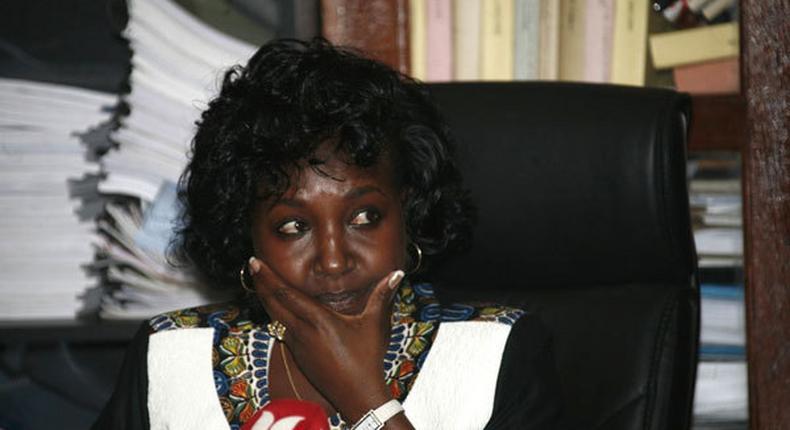 File image of Gladys Shollei