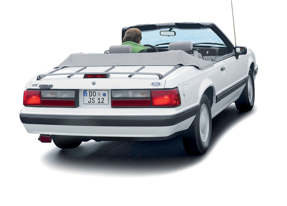Ford Mustang 2.3 LX Convertible