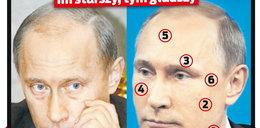 6 tajemnic młodej twarzy Putina!