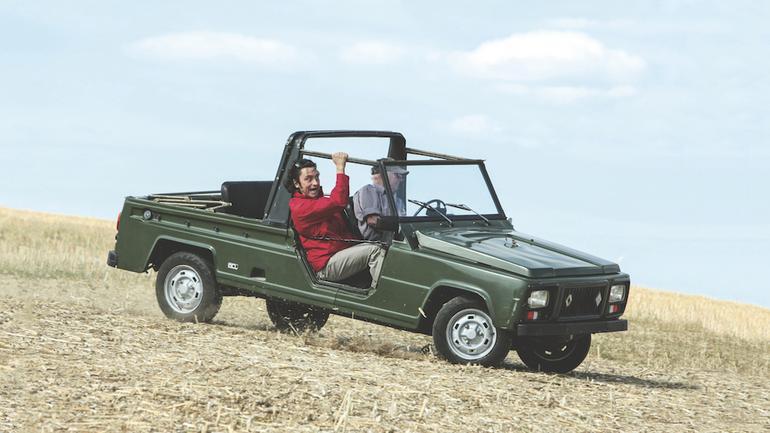 Renault Rodeo 6 4x4 - Francuski rumak