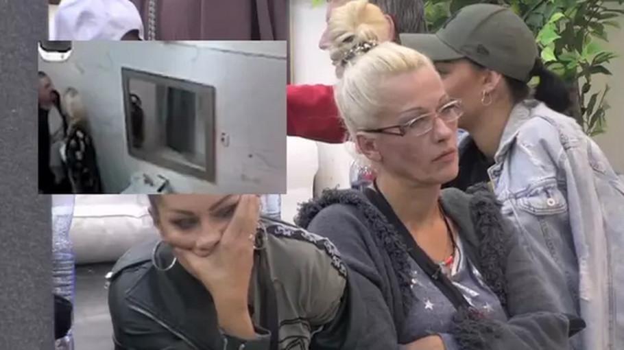Suzana Perović gleda snimak seksa sa Mikijem