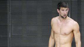 Michael Phelps przerywa sportową emeryturę i wraca do treningu