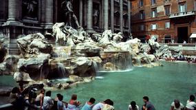 450 euro kary za kąpiel w rzymskiej fontannie di Trevi