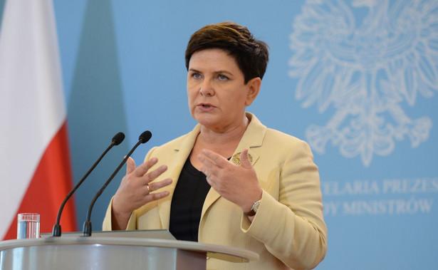 """""""O tym, kto będzie następnym prezydentem Polski, zdecydują Polacy w wyborach"""" - powiedziała premier Szydło, pytana o to, czy chciałaby zostać kolejnym prezydentem. """"Mam nadzieję, że będzie to Andrzej Duda"""" - dodała."""