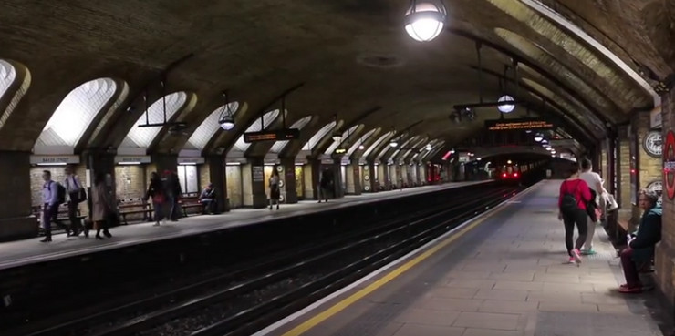 Bejker strit metro stanica