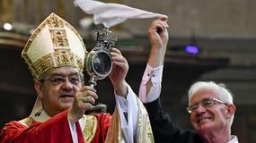 Neapol: kolejny raz powtórzył się cud św. Januarego