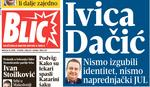 "PRAZNIČNI TROBROJ ""BLICA"" Ivica Dačić: Nismo naprednjački JUL"