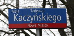 Wojewoda zdublował nazwy ulic