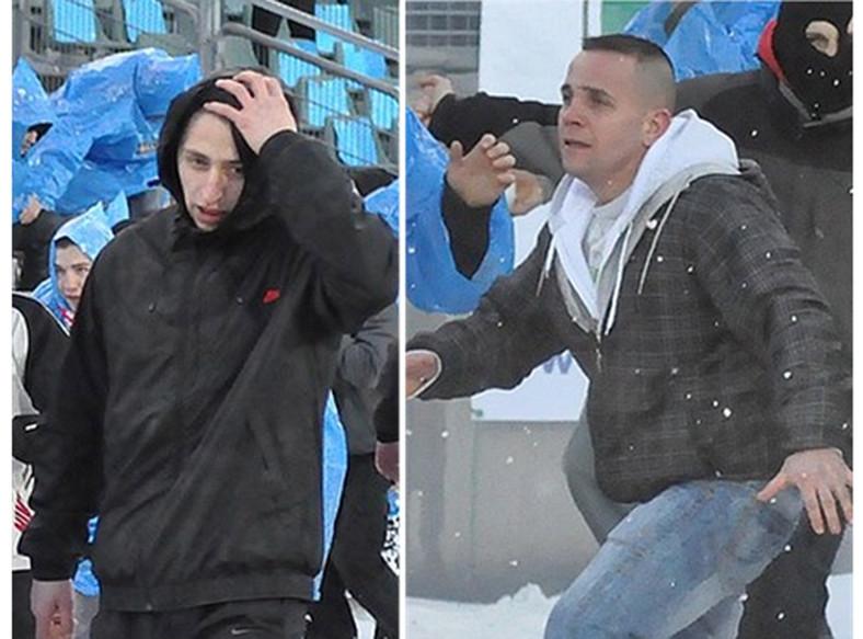 Policja ujawniła twarze agresywnych kiboli
