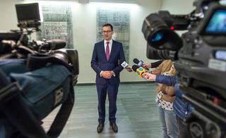 Morawiecki: Mogą być kosmetyczne zmiany w ustawie budżetowej