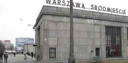 Śmierć pod pociągiem. Paraliż komunikacyjny w Warszawie
