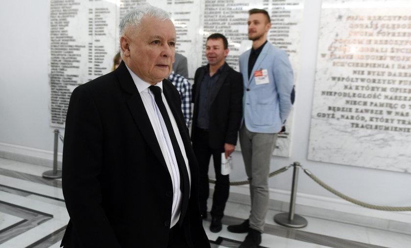 Jarosław Kaczyński?