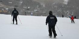 Policja czuwa na stokach. Podsumowanie pierwszego tygodnia ferii