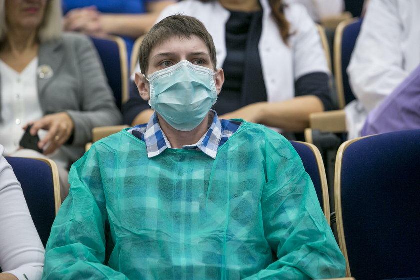 Pierwsza taka operacja w Polsce! Lekarze przeszczepili jednocześnie płuca i wątrobę!
