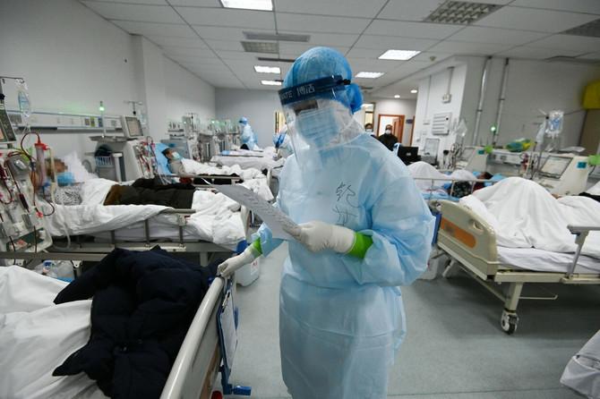Fotografija iz bolnice u Vuhanu