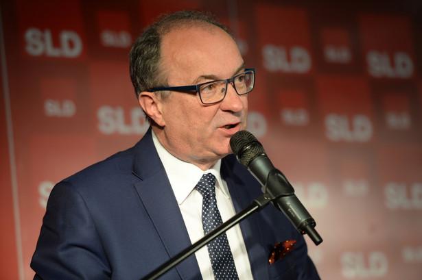 Przewodniczący Sojuszu Lewicy Demokratycznej Włodzimierz Czarzasty, PAP/Jacek Turczyk
