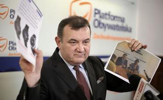 Sąd rozpoznaje zażalenia na tymczasowy areszt posła PO Stanisława Gawłowskiego