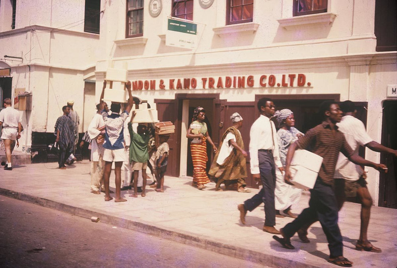London and Kano Trading Company [Credit - Lost Nigeria]