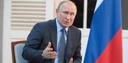 Putin prowadzi wojnędyplomatyczną