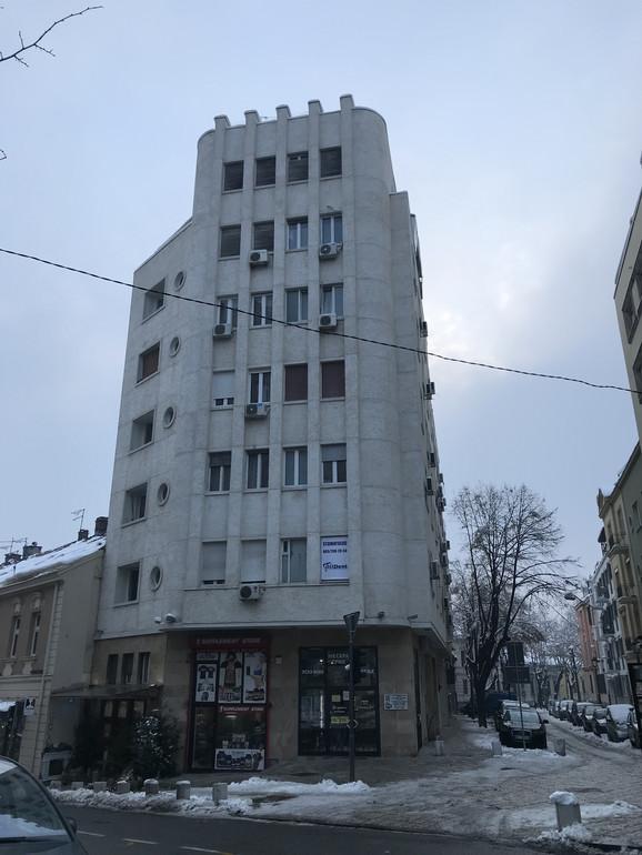 Bliznakinja sagrađena 1940. godine