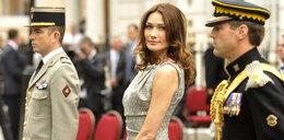 Sarkozy przerażony. Zdradza go żona?! Z kim?