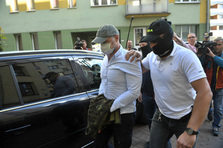 Jest wniosek o przedłużenie aresztu wobec Sławomira Nowaka