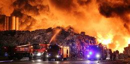 Fatalne skutki pożarów śmieci. Będziemy pochłaniać śmiertelne toksyny