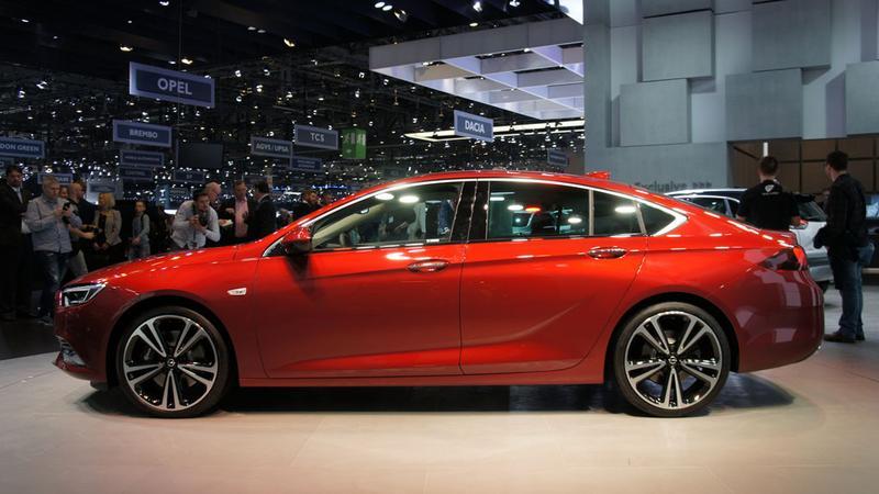 Opel Insignia Grand Sport, czyli gwiazda tegorocznej Genewy