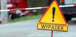 Śmiertelny wypadek pod Krakowem. Auto zderzyło sięz busem