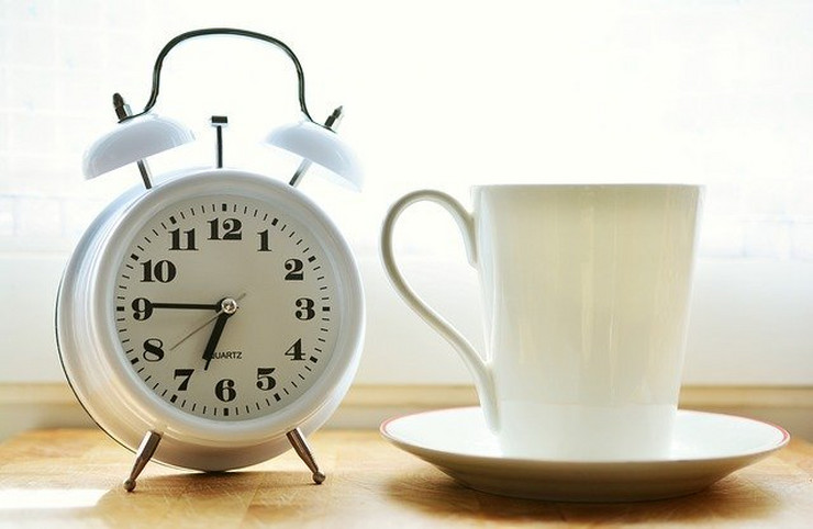 alarm-clock-2116007 640 jutro kafa čaj