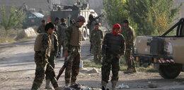 Szturm na więzienie, talibowie wypuszczeni