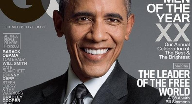 Barack Obama is man of the year