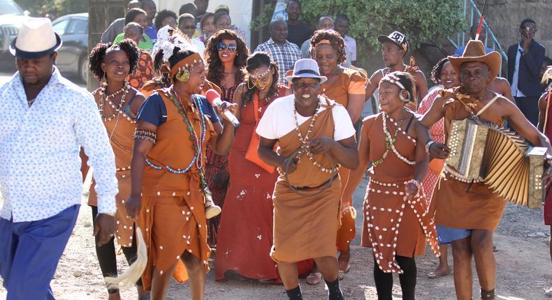 Kikuyu traditional ceremony(Antony Trivet)