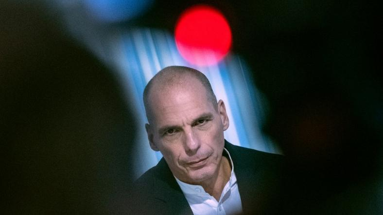 Former Greek finance minister Yanis Varoufakis says he will not stay in Strasbourg long if elected to the European Parliament from Germany
