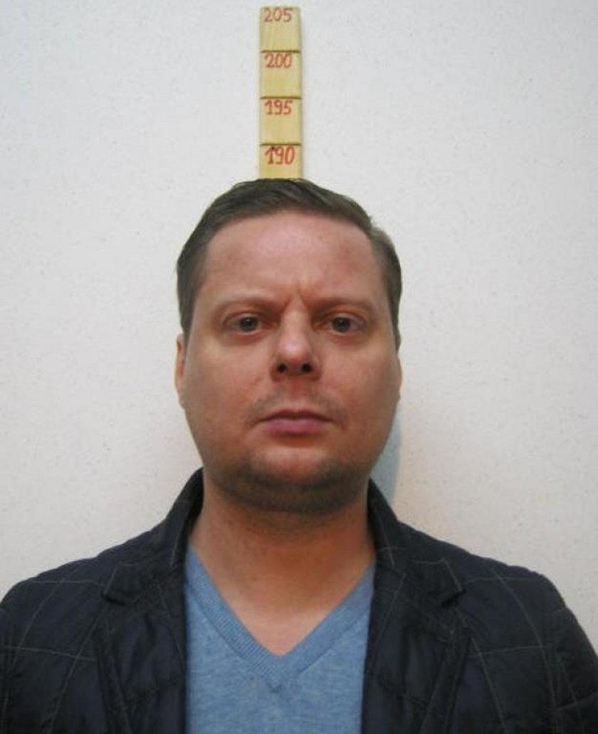 Piotr Ruzicki zbiegł ze szpitala