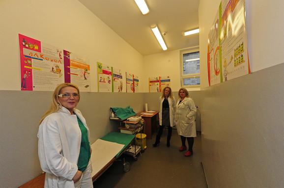 Otvaranje renoviranih blokova i Specijalne bolnice u Centralnom zatvoru u Beogradu
