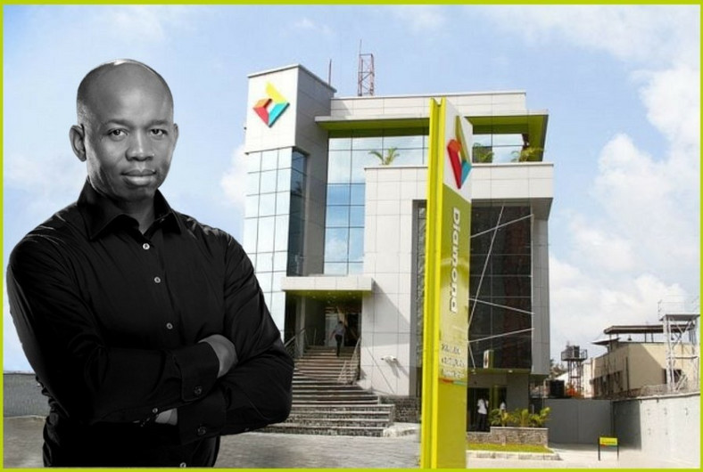 Uzoma Dozie, Diamond Bank's CEO