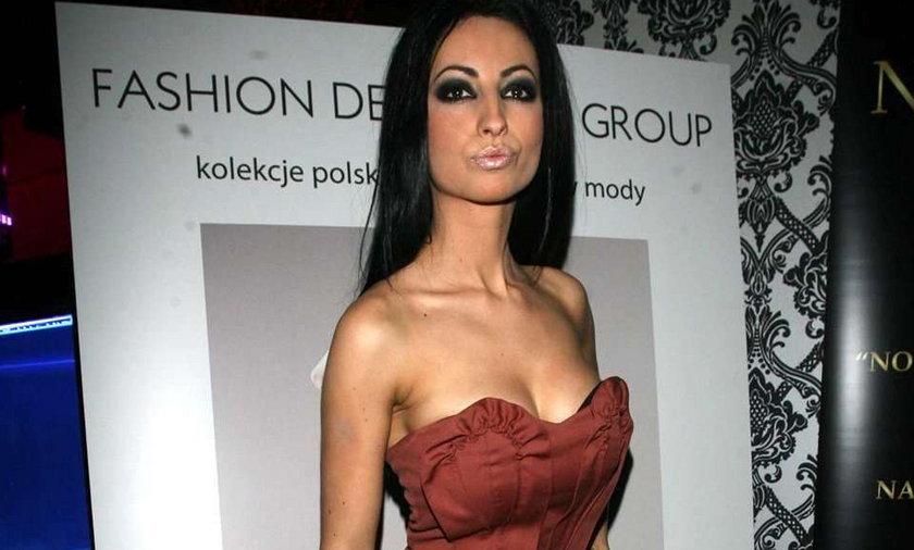 Polska celebrytka wylaszczyła się! Poznajesz ją?