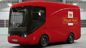 Brytyjska poczta przesiada się na pojazdy elektryczne