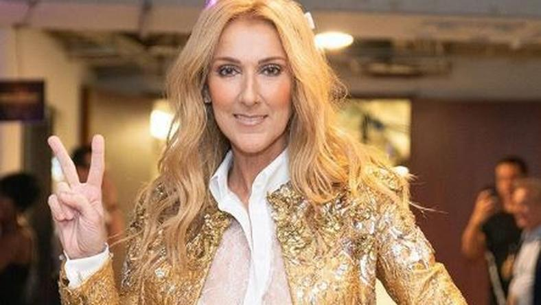 Celine Dion reportedly pulls song she collaborated with R.Kelly from all streaming services [Instagram/CelineDion]