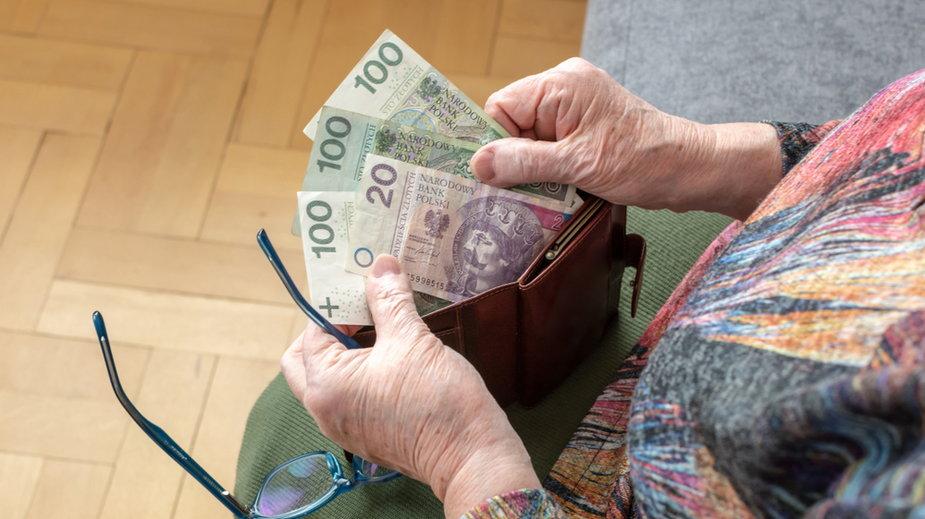 Waloryzacja emerytur i rent. Prezydent podpisał ustawę