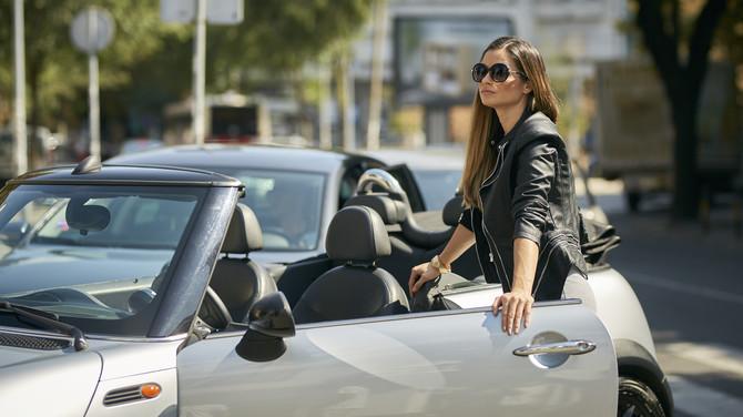 Marija Karan kao Aleks u seriji