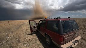 W pogoni za tornado
