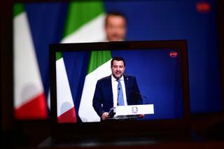 Salvini: Żadna organizacja nie powinna orzekać, kto jest demokratą, a kto nim nie jest