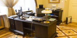 Prezydent: Mam gabinet jak muzeum. FILM