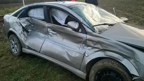 Buchcice: pijany maszynista zderzył się z pijanym kierowcą