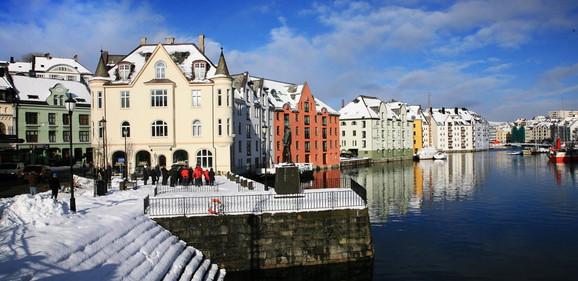 Norveška - idealna zemlja