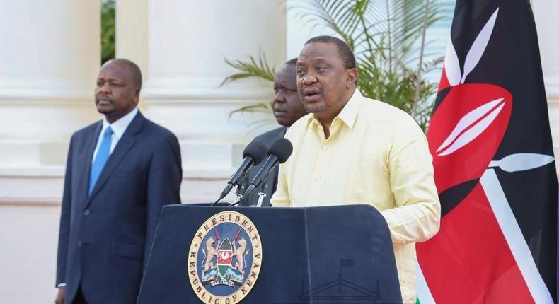 President Uhuru Kenyatta's communication criticized over confusion in Covid19 directives