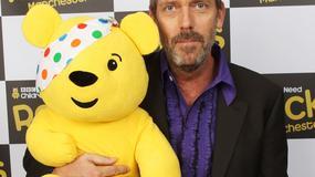 Ekskluzywny wywiad Tomasza Kammela z Hugh Laurie w TVP2